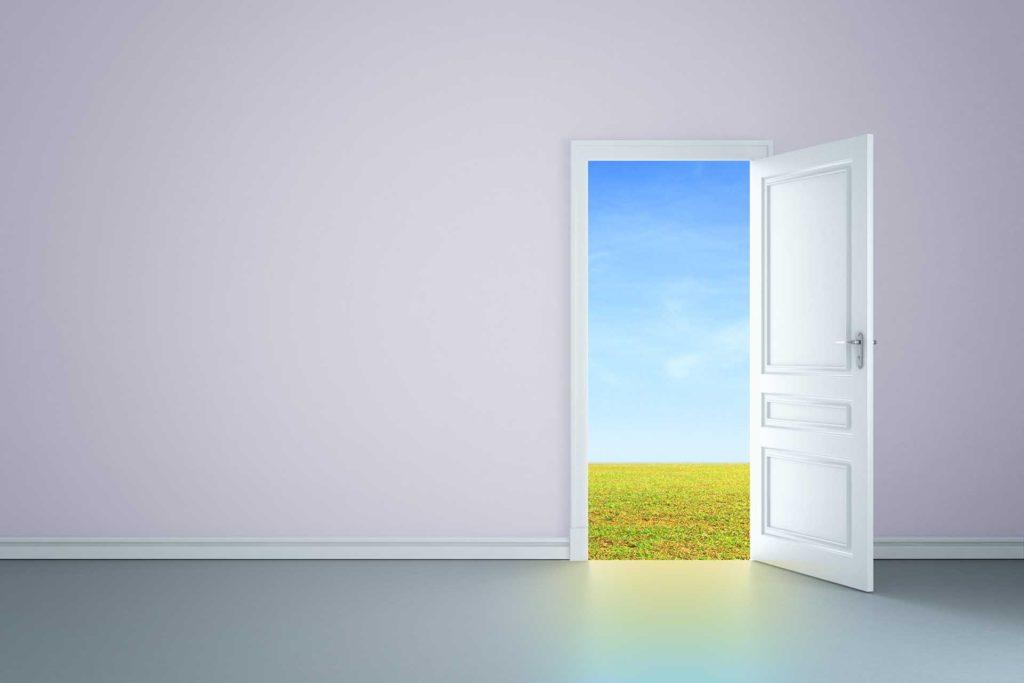 Abre las Puertas al Cambio